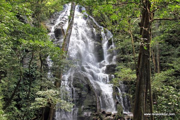 Rincón de la Vieja Wasserfall