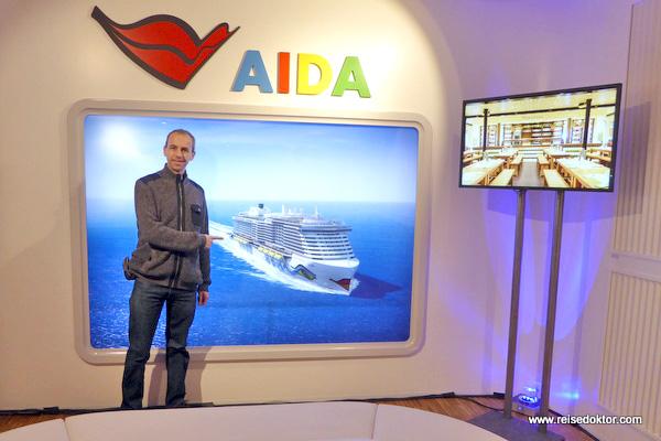 Reisedoktor auf der AIDA