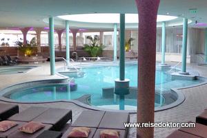 Wellnessbereich Spirit Hotel