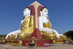 Bago Buddhafiguren