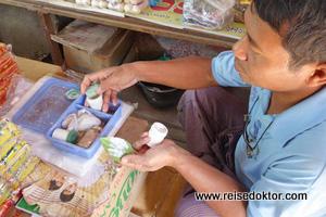 Betelnuss Myanmar