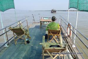 Bootsfahrt Myanmar