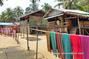 Chin Dorf Myanmar