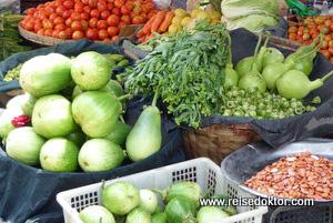Gemüsemarkt Myanmar