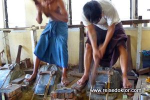 Goldschläger Myanmar