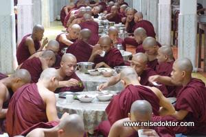 Kloster Bago Myanmar