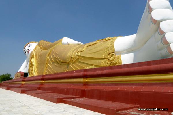 Monywa Liegender Buddha