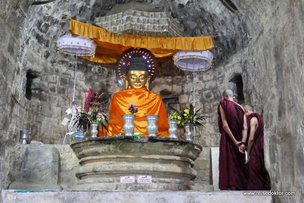 Mrauk U Tempelanlage
