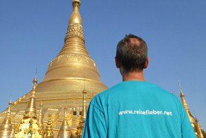 Reisefieber Myanmar