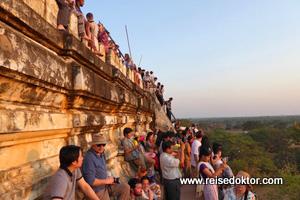 Shwesandaw Pagode Bagan