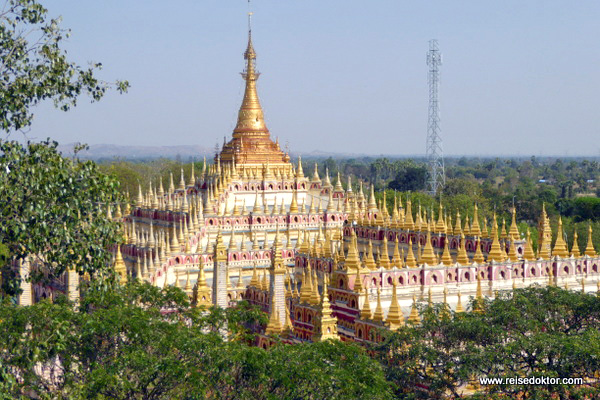 Thanboddhaqy Pagode