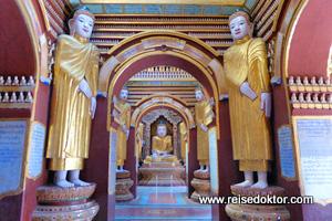 Thanboddhaqy Pagoda