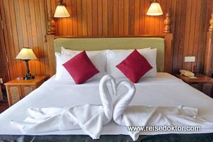 Thande Beach Hotel Zimmer