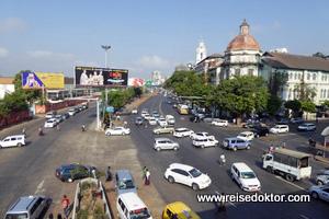 Yangon Straße