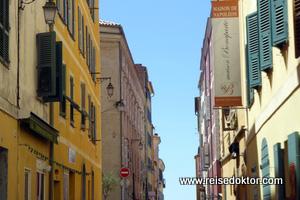 Gassen in Ajaccio