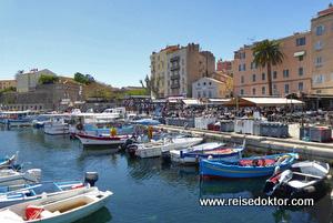 Hafen Ajaccio