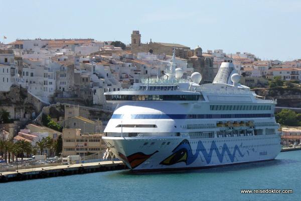 AIDAaura Menorca