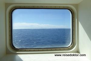 Außenkabine Fenster AIDAaura