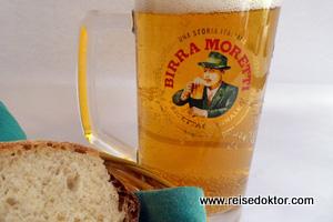 Birra Moretti Rom