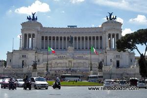 Vittoriano in Rom