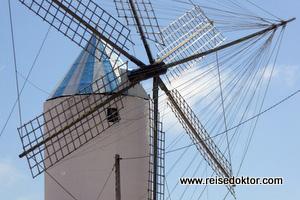 Windrad Menorca