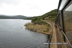 Zugfahrt Sardinien