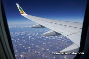 Ethiopian Airlines Afrika