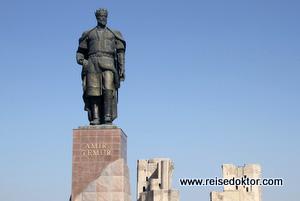 Air Temur Denkmal