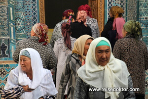 Frauen in Usbekistan