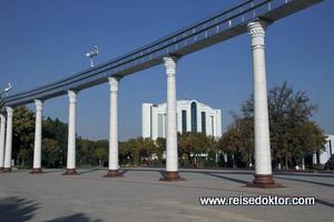 Hauptstadt von Usbekistan