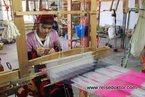 Ikat Stoffe aus Usbekistan