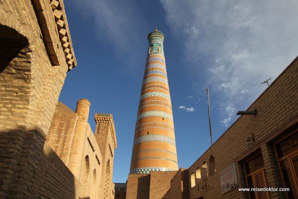 Khiwa Minarett