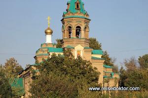 Kirche in Samarkand