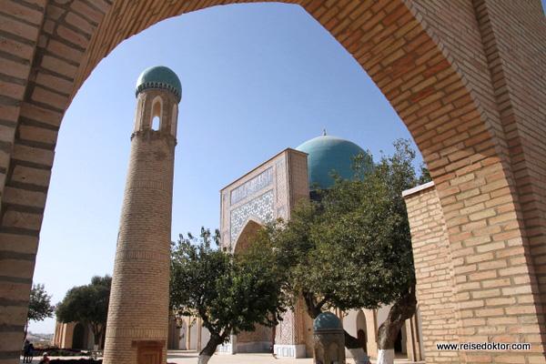 Mausoleum Shahrisabz
