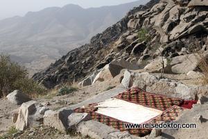 Picknickplatz Usbekistan