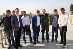Reisedoktor in Usbekistan