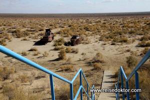 Aralsee Usbekistan