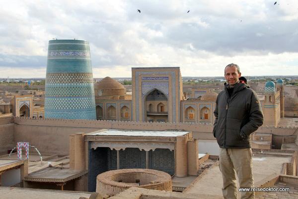 Chiwa - Khiwa - Usbekistan