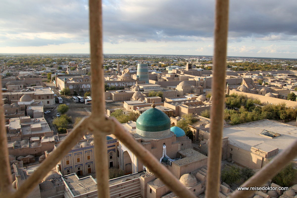 Khiwa Chiwa Usbekistan