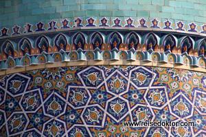 Kuppel Usbekistan