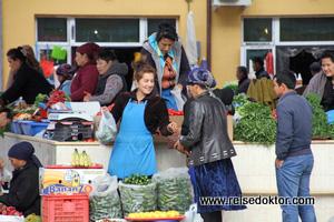 Markt in Chiwa
