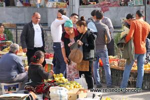 Markt in Samarkand