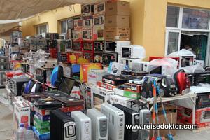 Marktstand Usbekistan