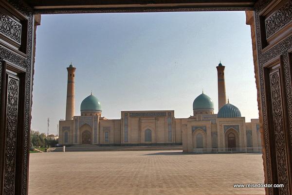 Tashkent Altstadt