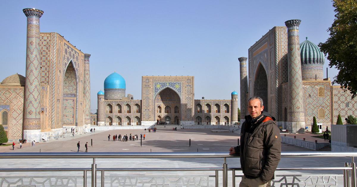 Usbekistan Rundreise 2017 - Reisebericht und Reisetagebuch