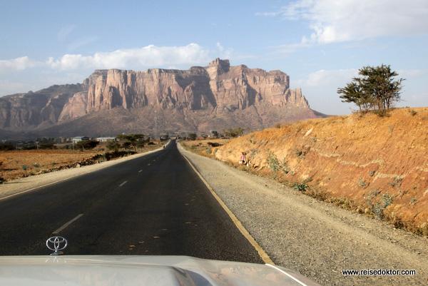 Äthiopien Landschaft