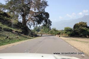 Äthiopien Straße