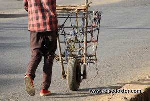 Äthiopien Straßenbild