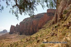 Äthiopien Wanderung