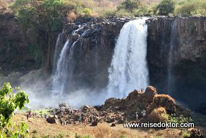 Blauer Nil in Äthiopien
